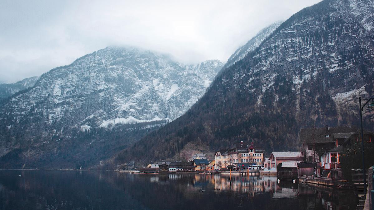 Hallstatt - Hallstätter See - Obertraun, Austria