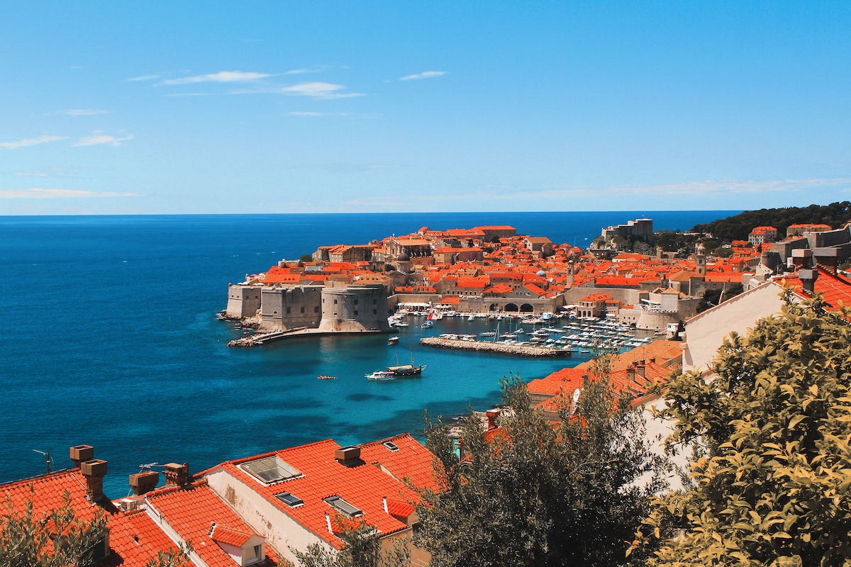 Old City - Dubrovnik, Croatia