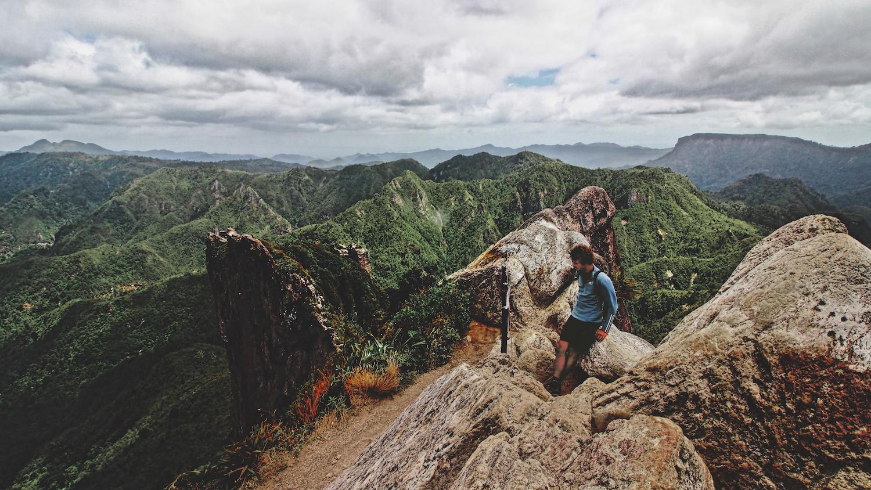 The Pinnacles - Coromandel - NZ