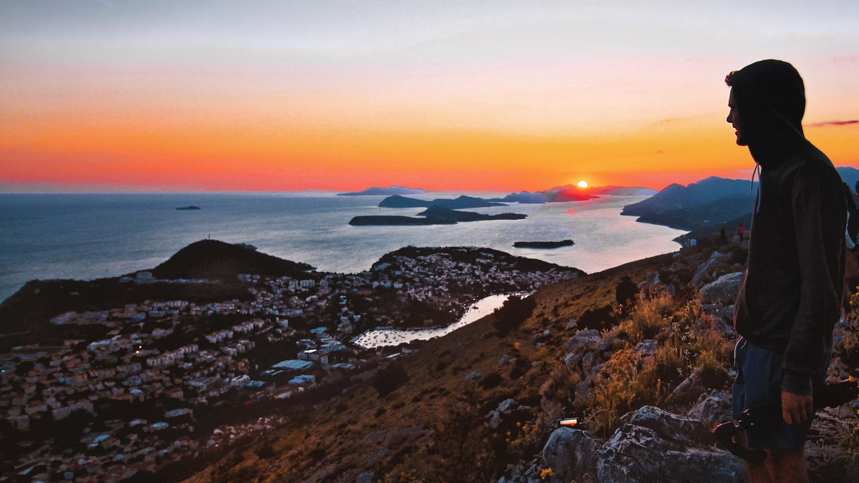 Dubrovnik Sunset - Croatia - Europe