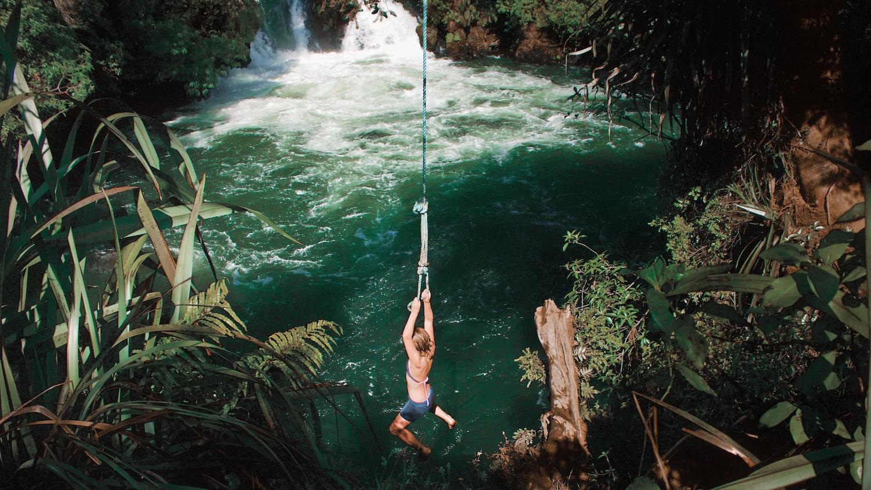 Okere Falls - Rotorua - NZ