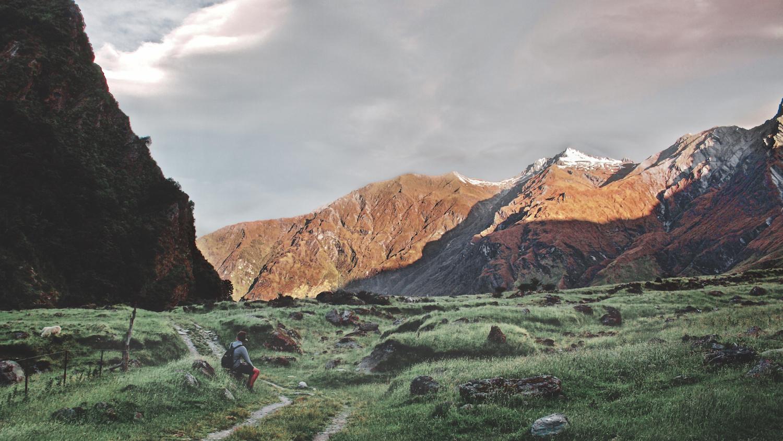 Mt Aspiring National Park - NZ