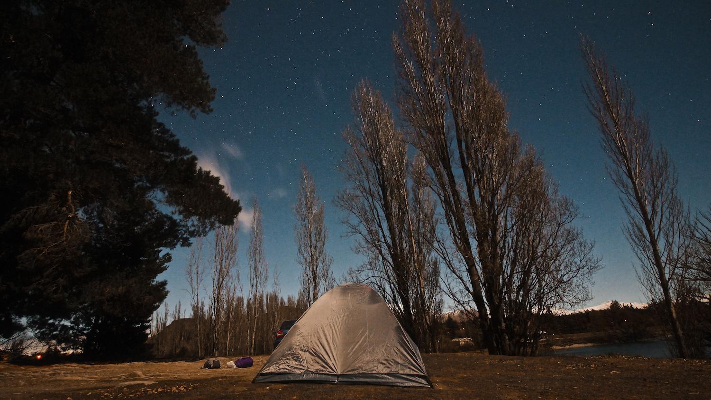 Camping Albert Town - Wanaka - NZ