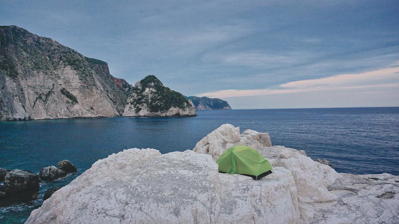 Plakaki, Flat Rocks - Zakynthos
