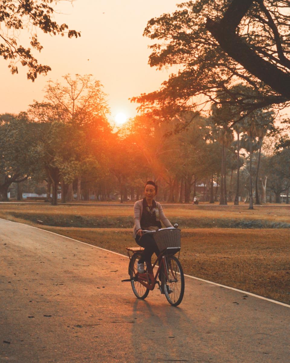 Cycling Bike, Thailand