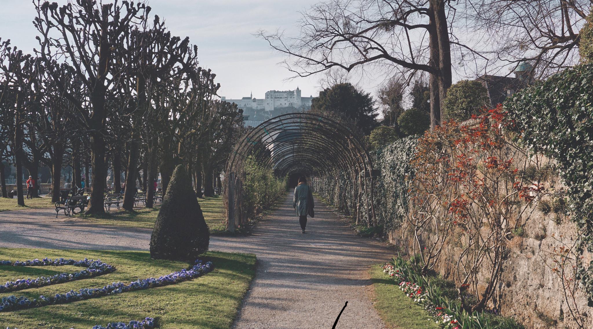 Mirabell Palace Garden, Salzurg