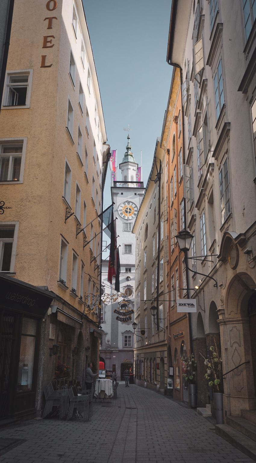 Altstadt - Old Town, Salzburg