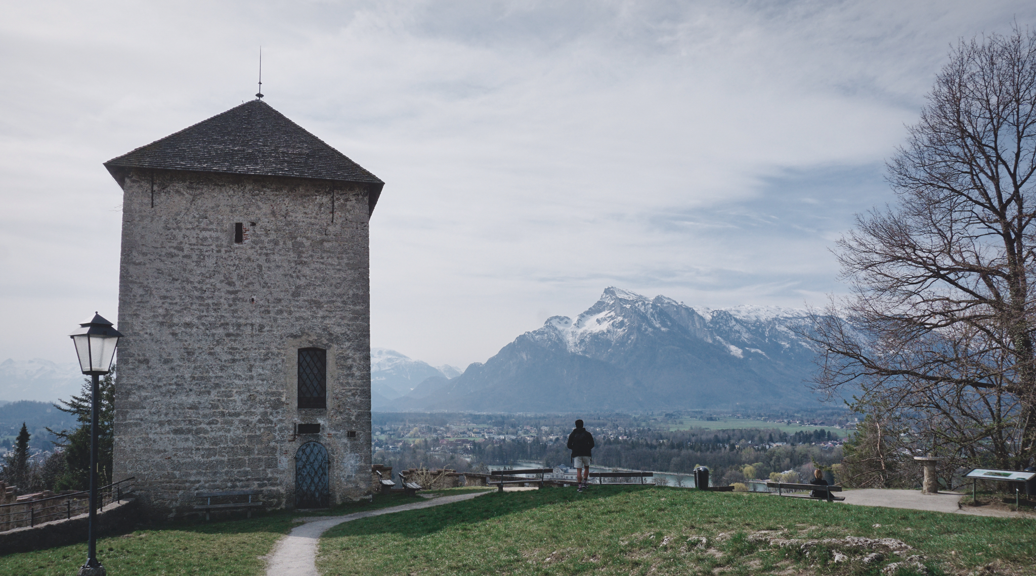 Richterhöhe View Point on Mönchsberg