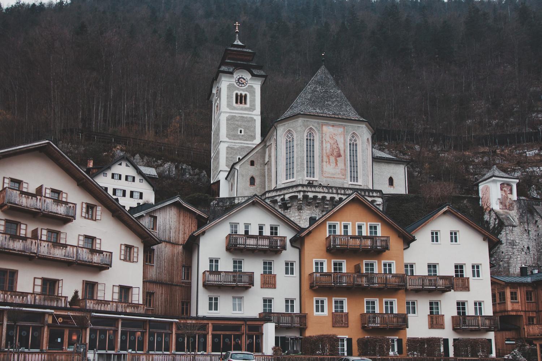 Hallstatt Village