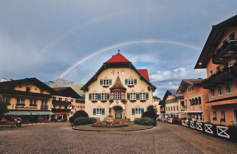 St. Gilgen Village, Salzburg Region