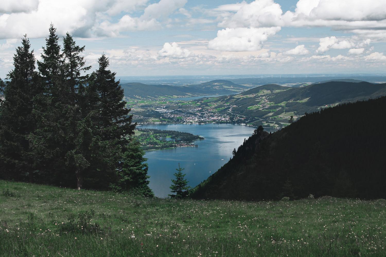 Schafberg Hike, St. Gilgen