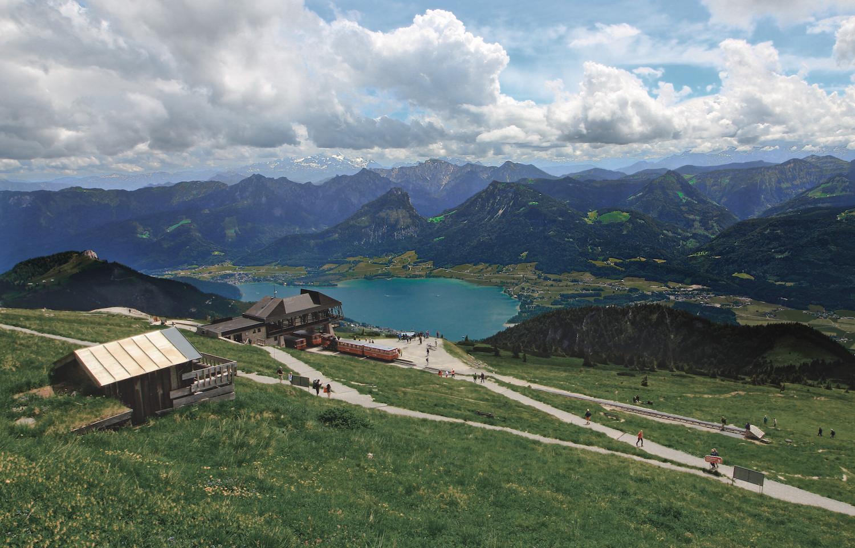 Schafberg Mountain, Salzburg Region