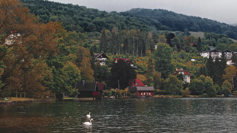 Mondsee Lake Houses