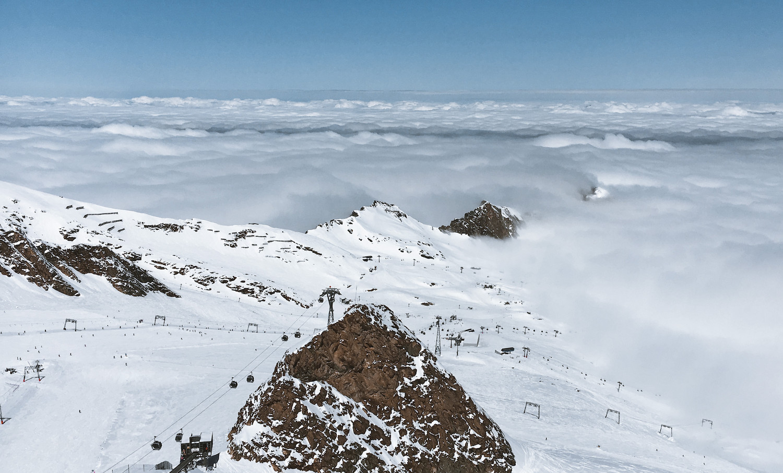 Kitzsteinhorn Ski Field - Kaprun - Zell am See