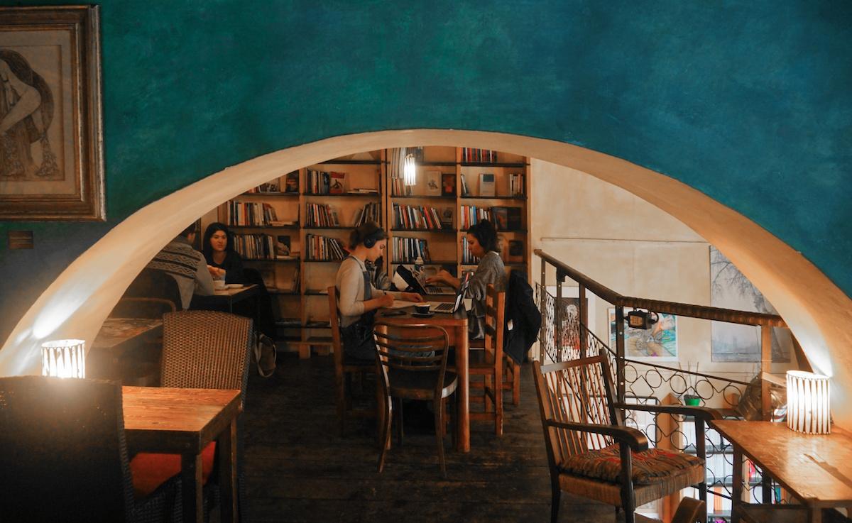 La Cite Cafe Florence