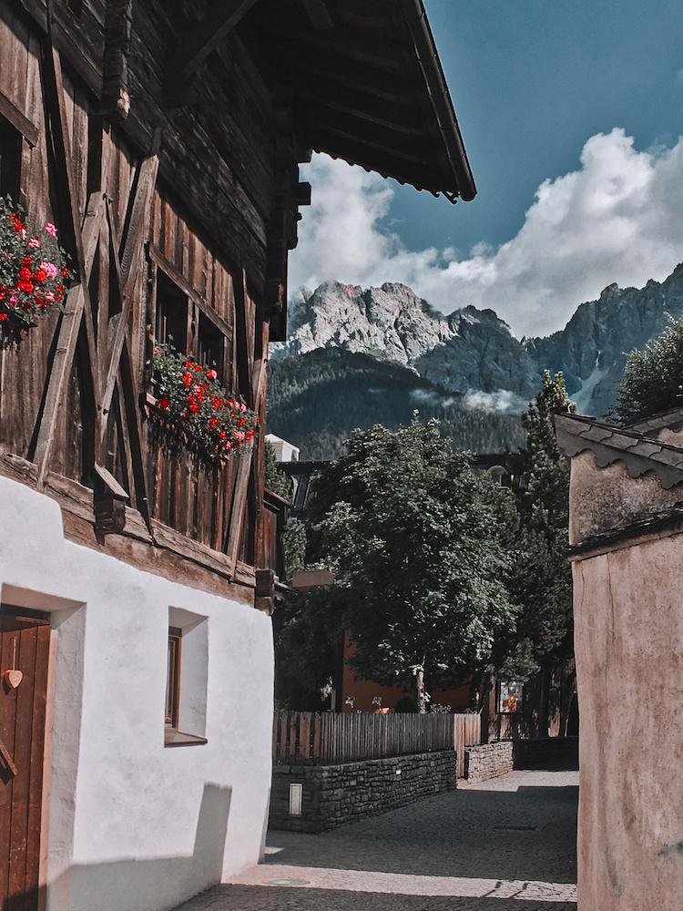 Village Town of San Candido