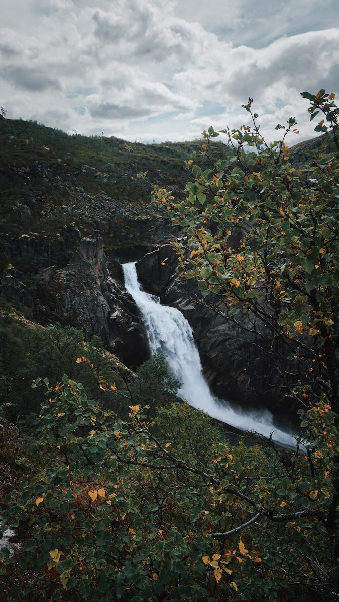 Valursfossen - Hardangervidda