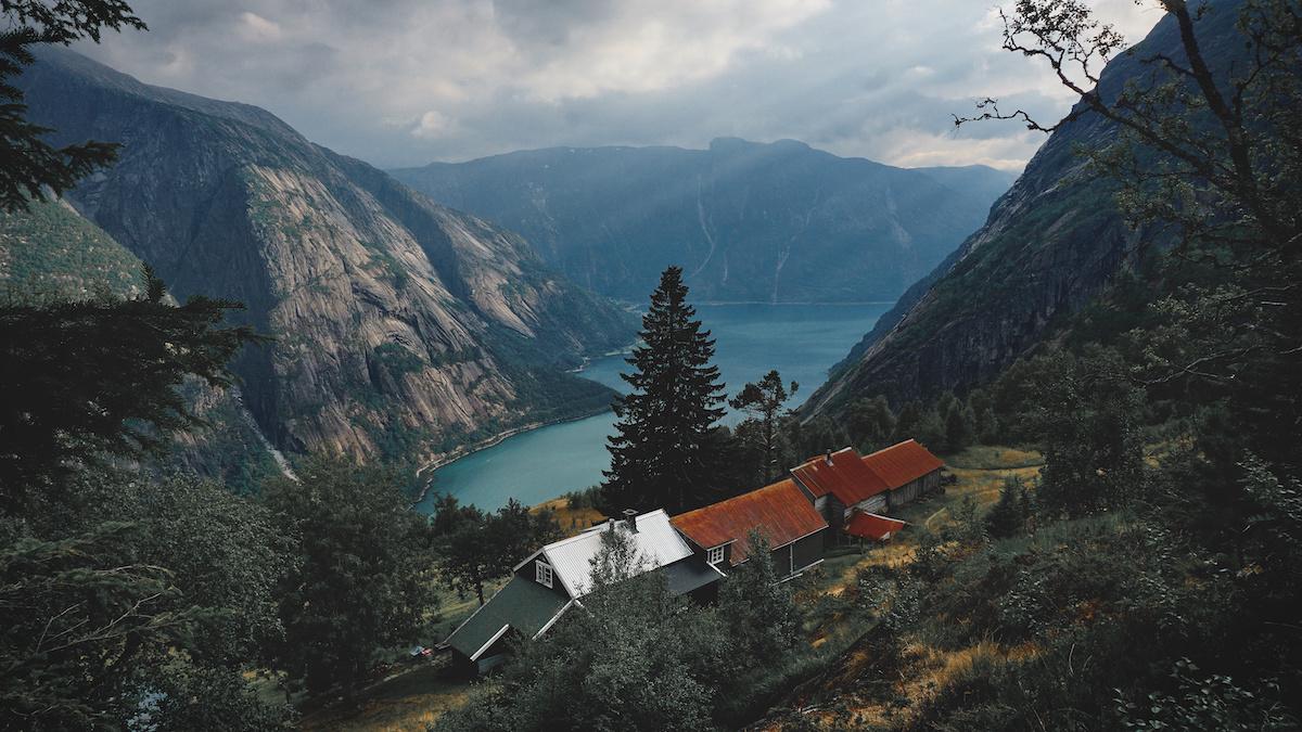 Kjeåsen Village - Eidfjord