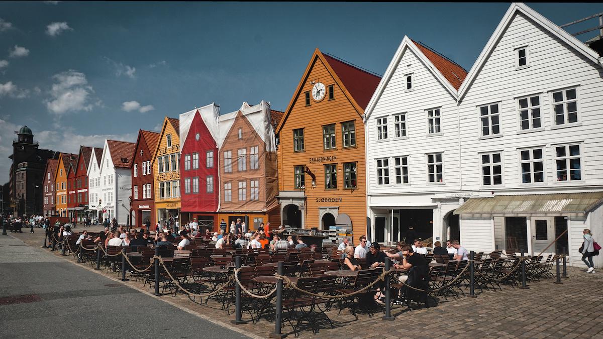 Bryggen: Old Town of Bergen
