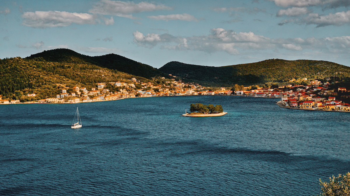 Vathy Harbour