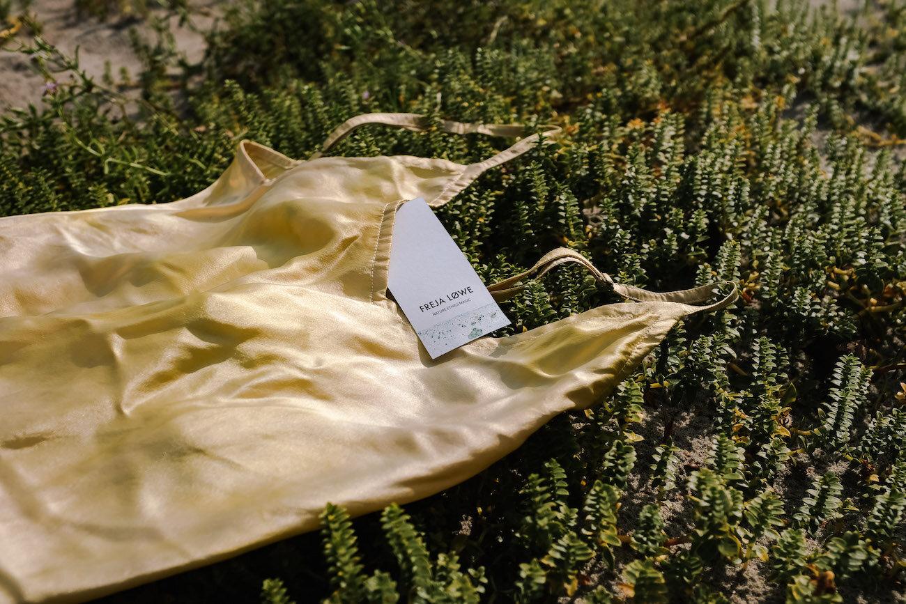 Freja Loewe - Sustainable Fashion