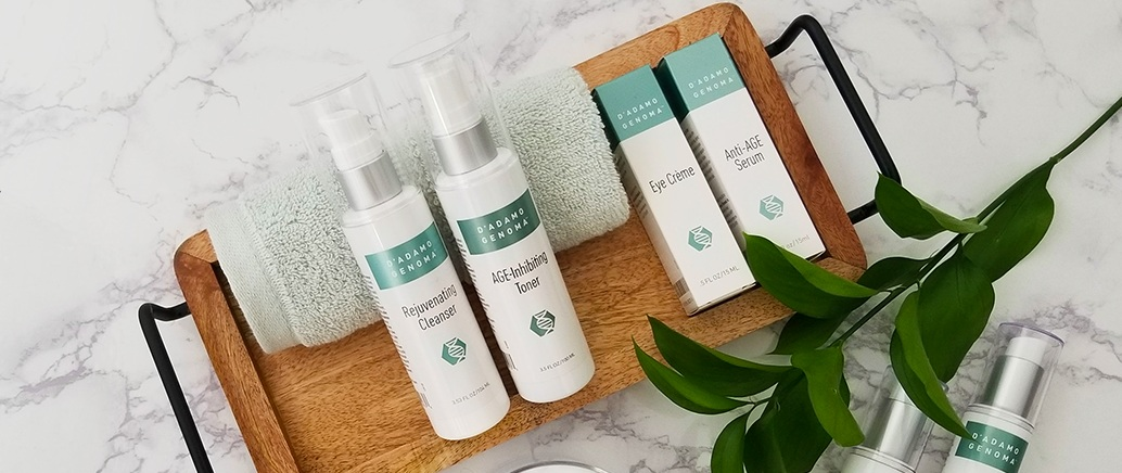 D'Adamo Genoma™ skin care products  are integral to the  EatRight-LiveWell™  holistic system for smarter self care developed by  Tam John , the author of   A Fresh Wellness Mindset   .  Be Ageless and Vibrant. Make it last a lifetime.