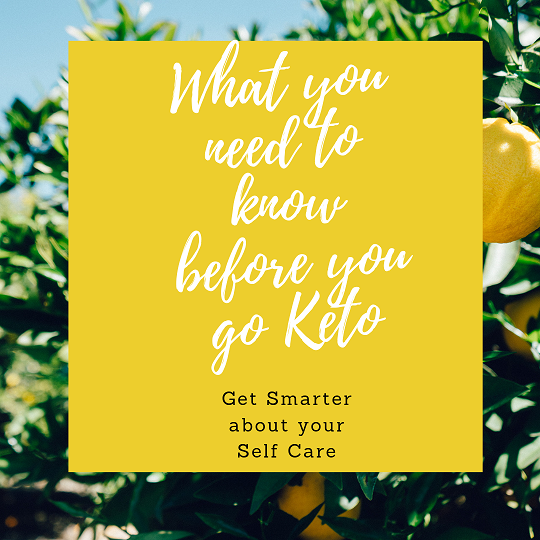 Tam John , Author of  A Fresh Wellness Mindset: Personalize Your Food Life & Find Your Truth about Gluten  and founder of the  EatRight-LiveWell™ Holistic System for Smarter Self Care  is a guide for  Ketogenic Dieting  to nourish your self well.