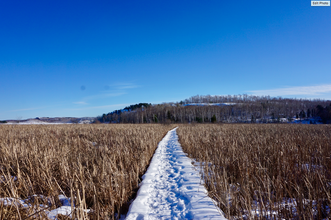 Photo by me - Trans Canada Trail in Sudbury, ON