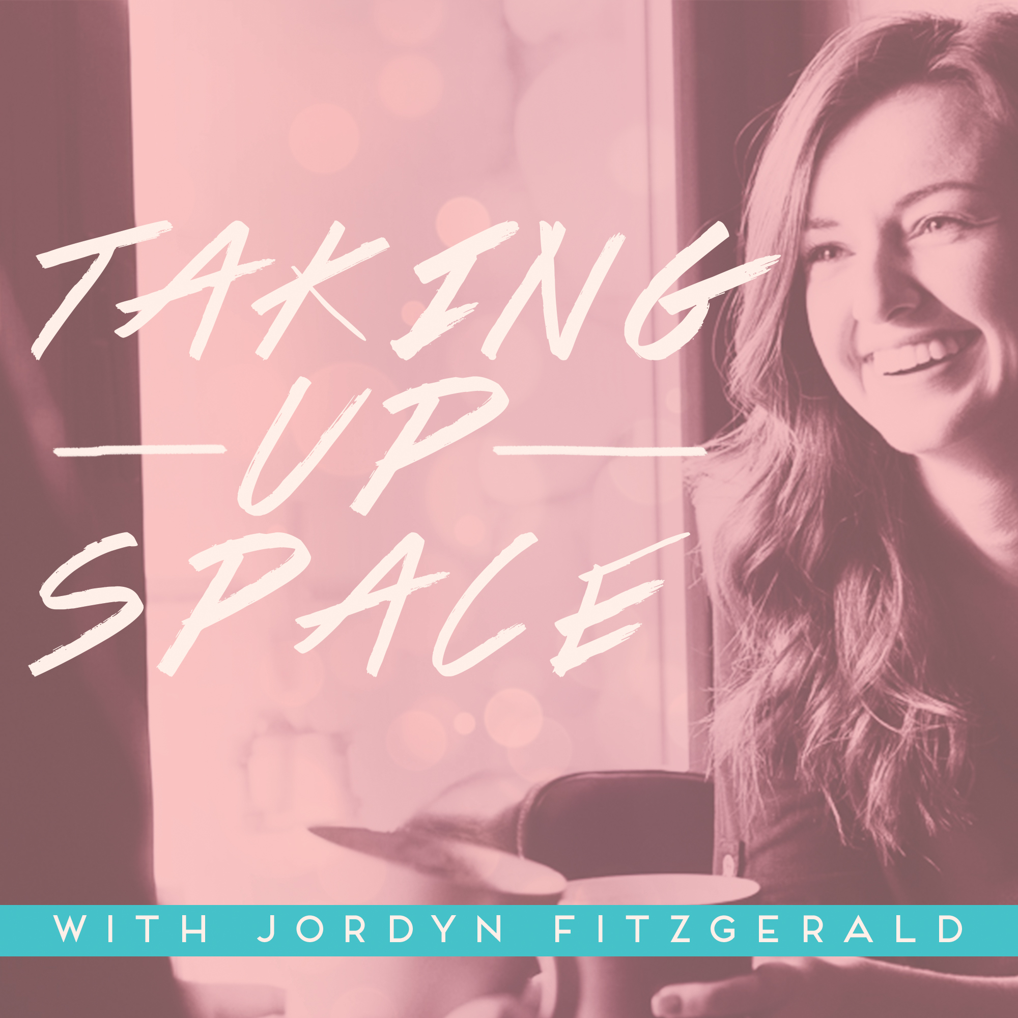 This Episode - the first episode of Season 2 -is our bridge. From one show to another.The Jordyn & Scott Show is transforming into something new.A new beginning. One that's blossoming in front of your eyes.We're calling it Taking Up Space.Welcome! -