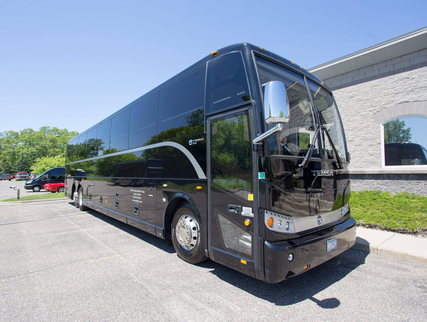 Motorcoach Bus Charter