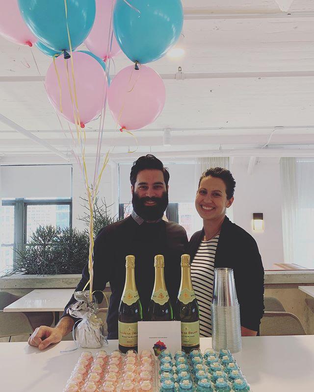 Congrats Carrie & Brent 💙👶🏻💖