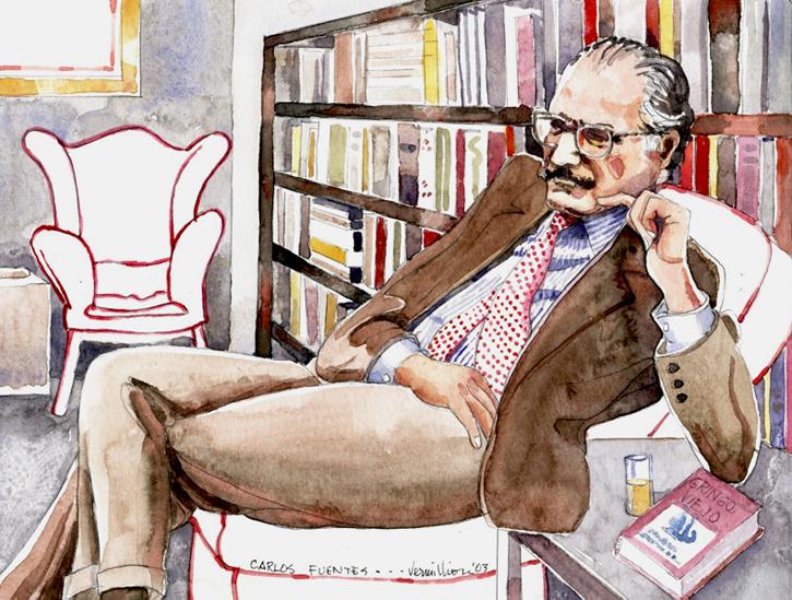 """""""Carlos Fuentes"""""""