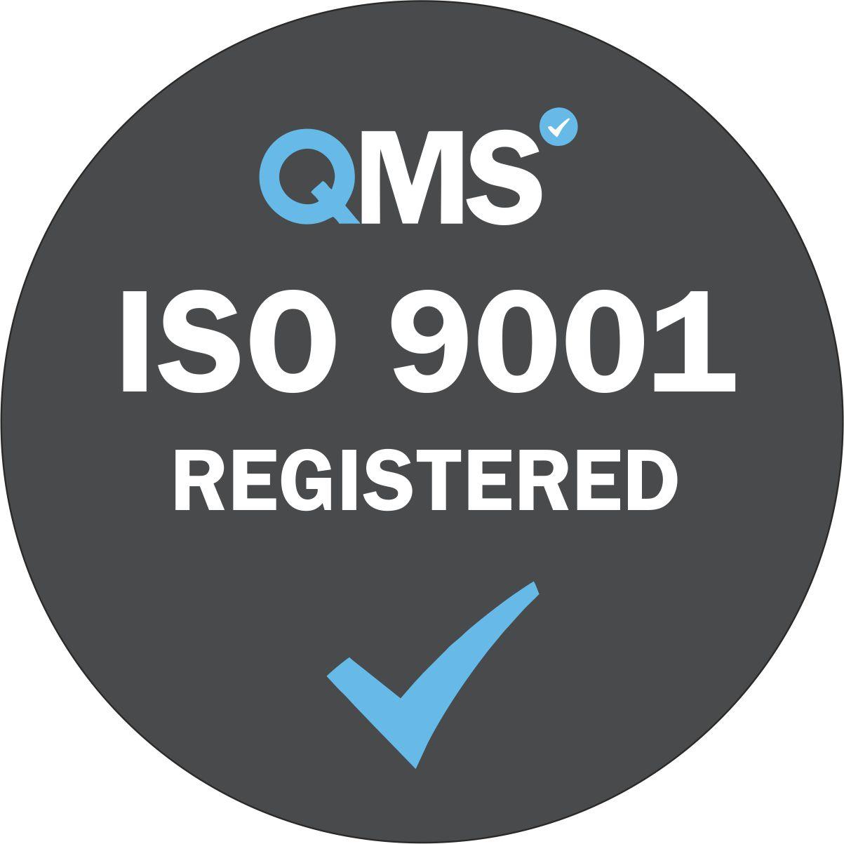 ISO 9001 Registered - Grey.jpg