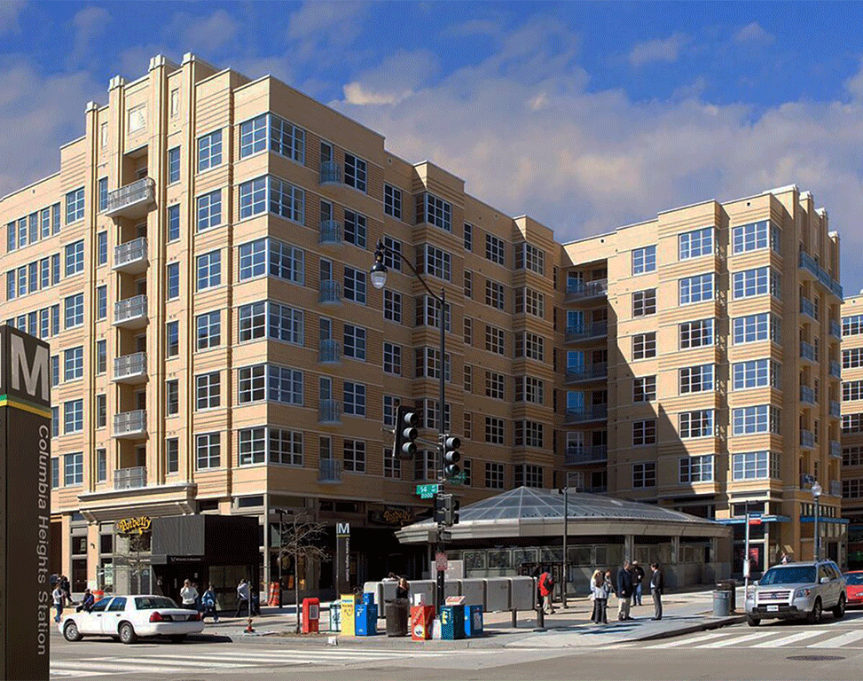 The Highland Park Apartments @Columbia Heights Metro - 2008 - Present