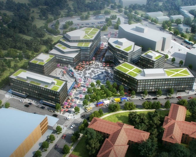 St. Elizabeths East – Phase II - Pre-development