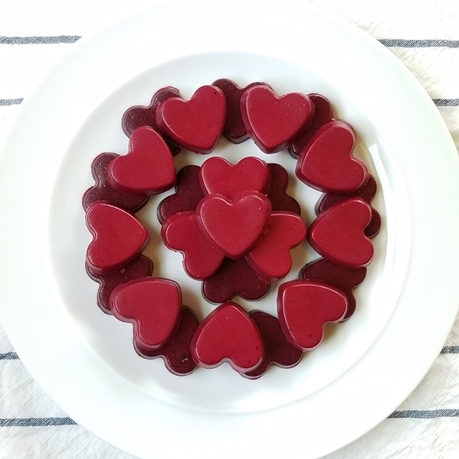 gelatin gummy candy hearts gelatin gut healing