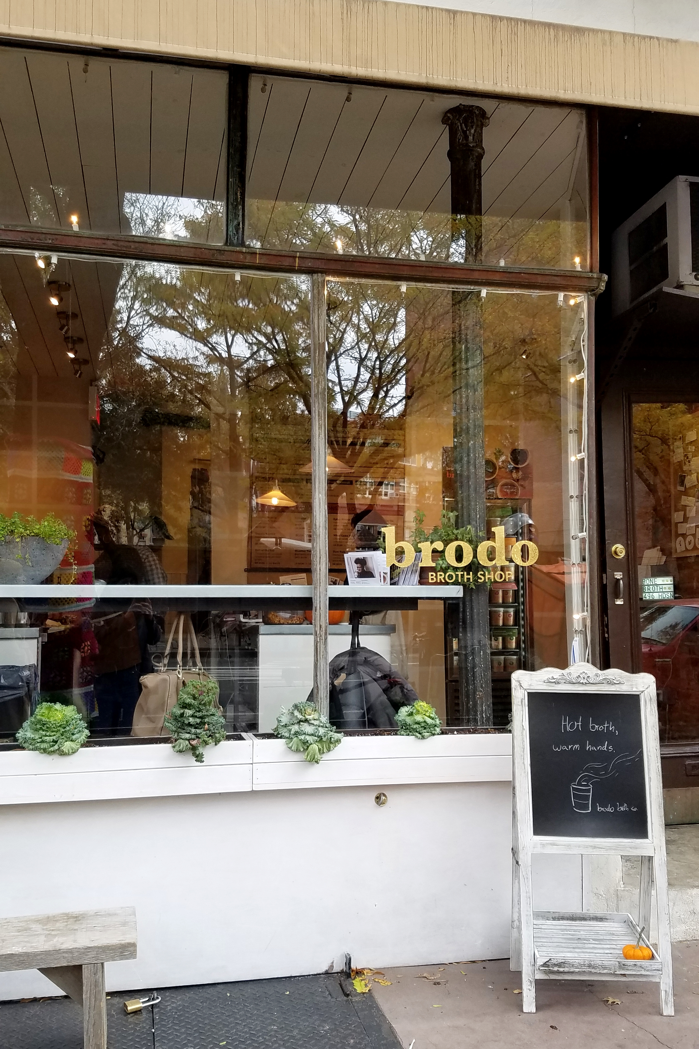 Brodo's Cute Storefront in the West Village