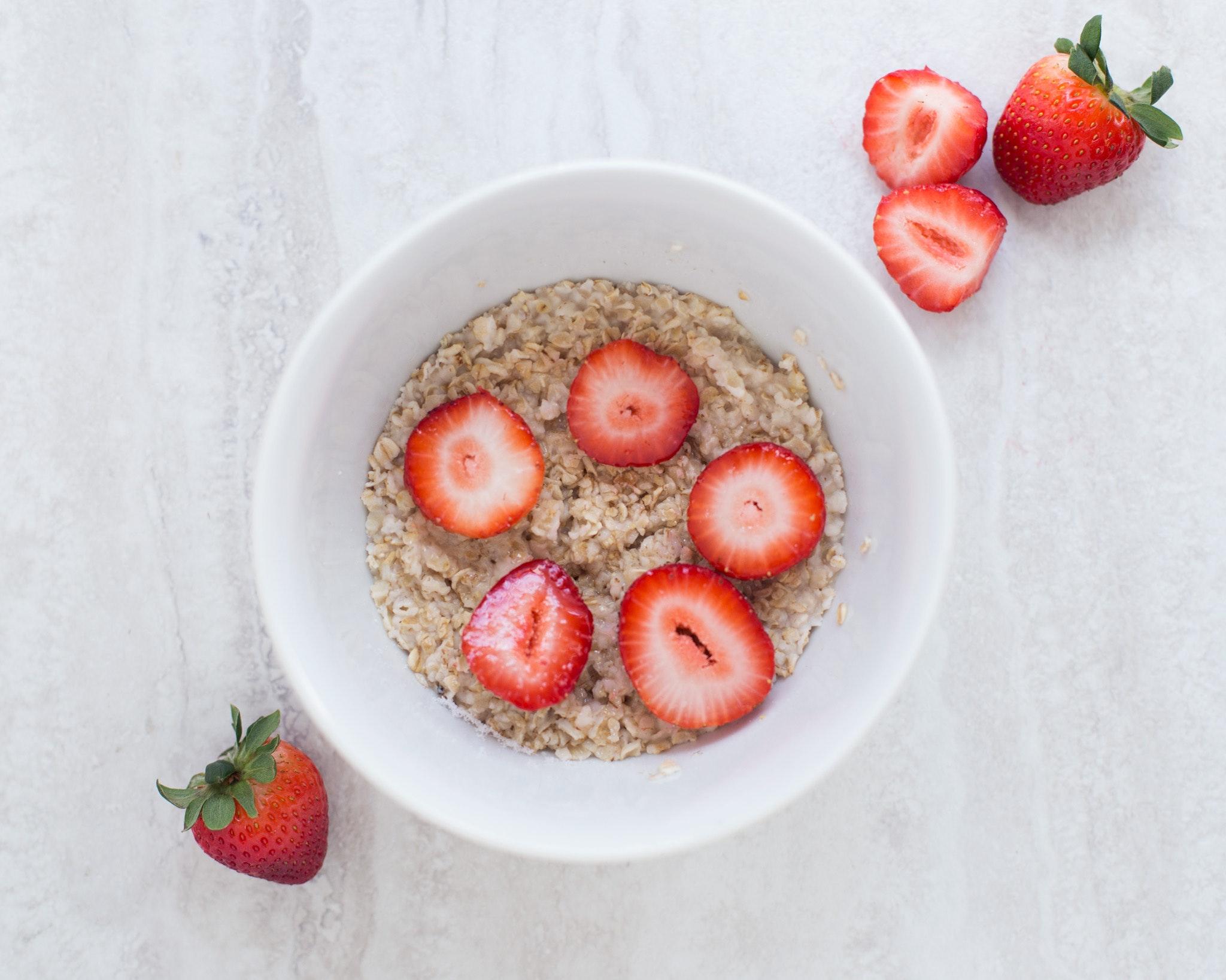 glyphosate organic grains oats