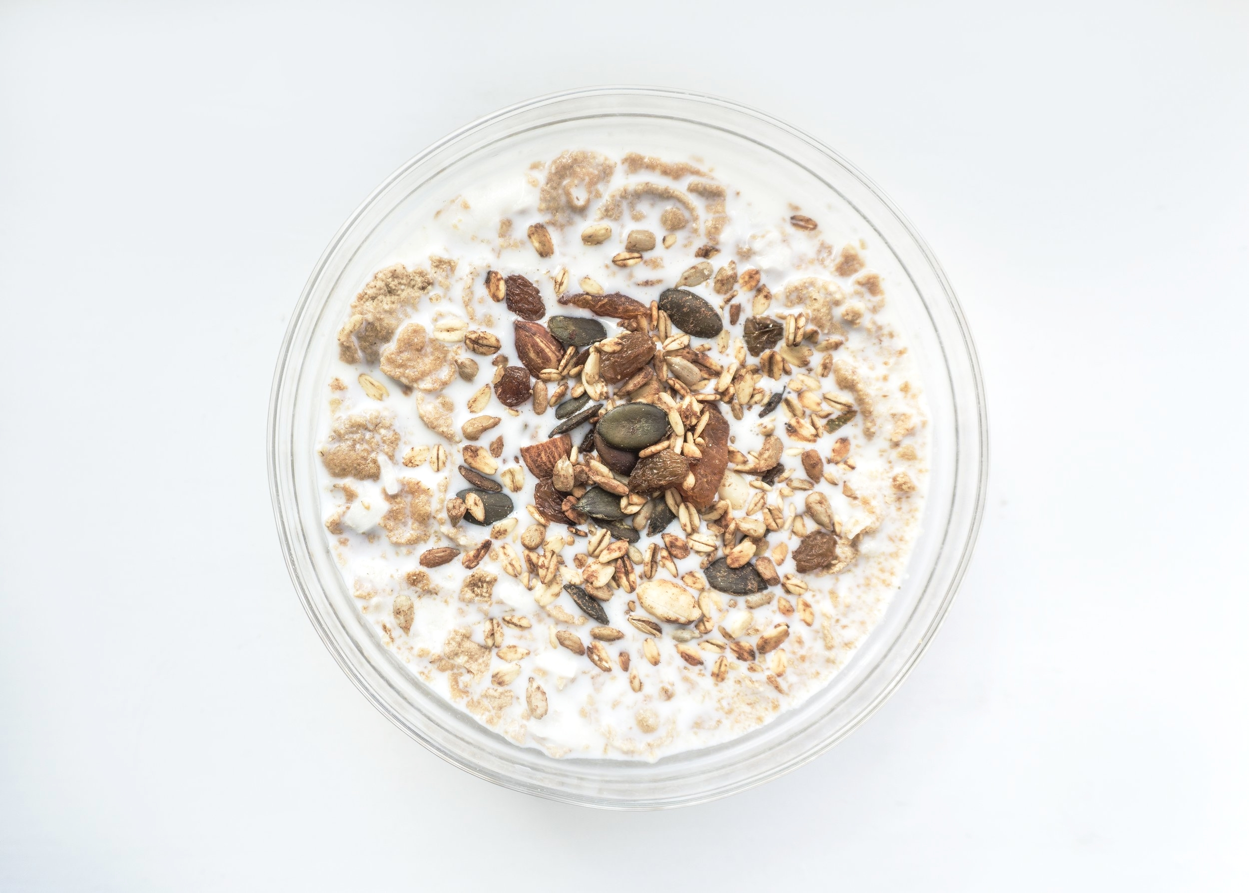 granola glyphosate organic