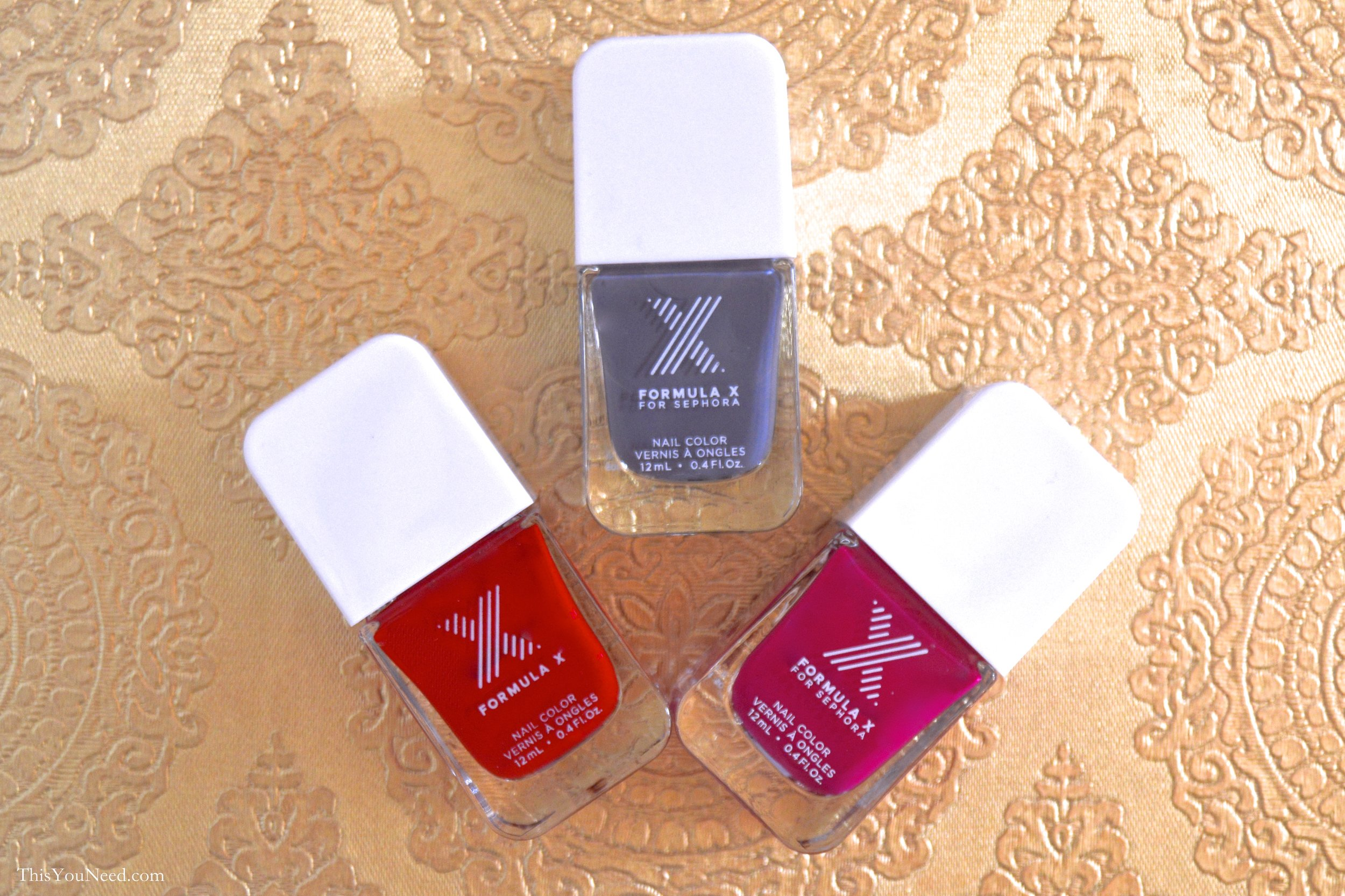 In Formula X, Sephora has created a nail polish that's actually worth the hype.