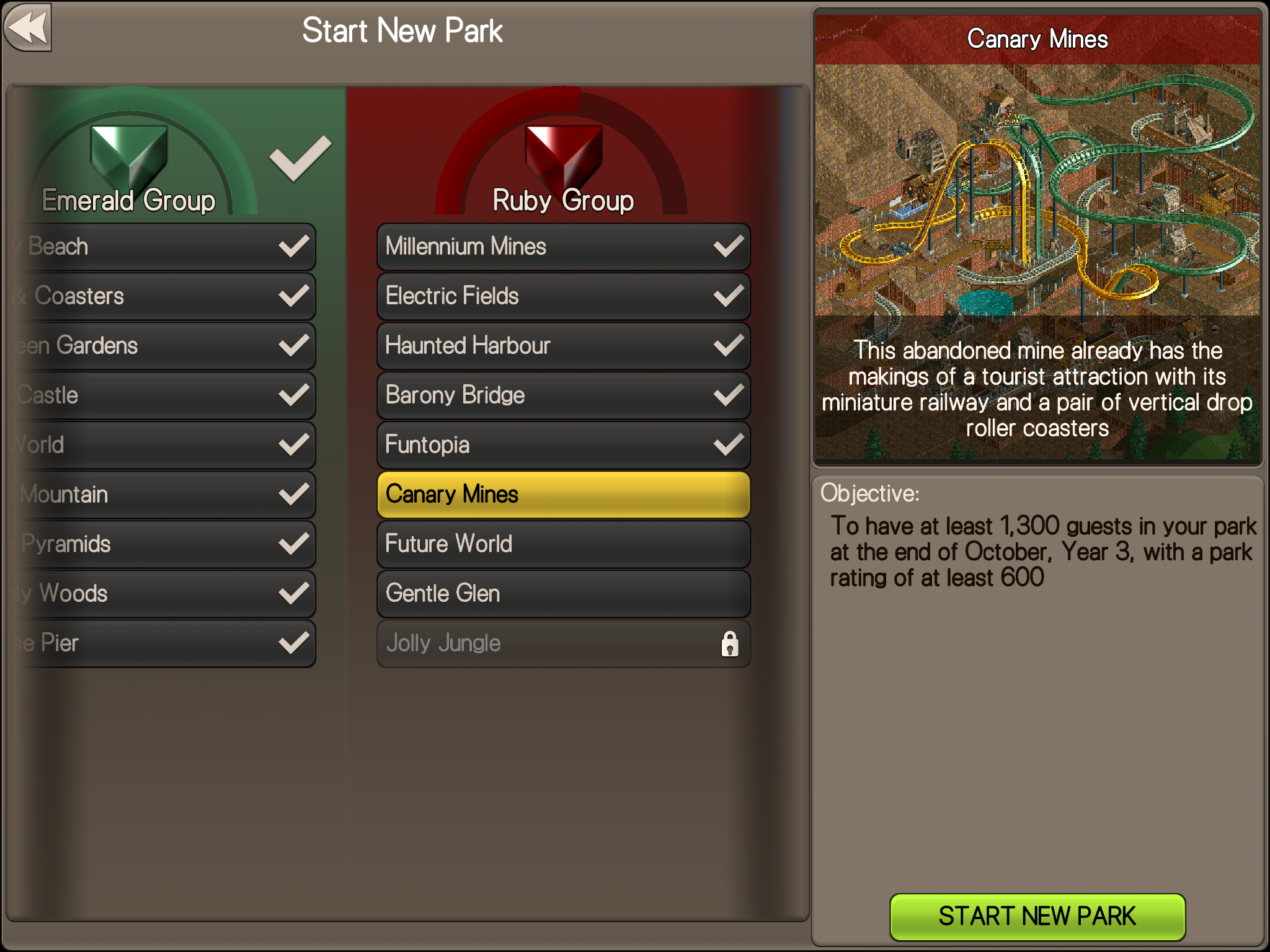 RCT New Game.PNG