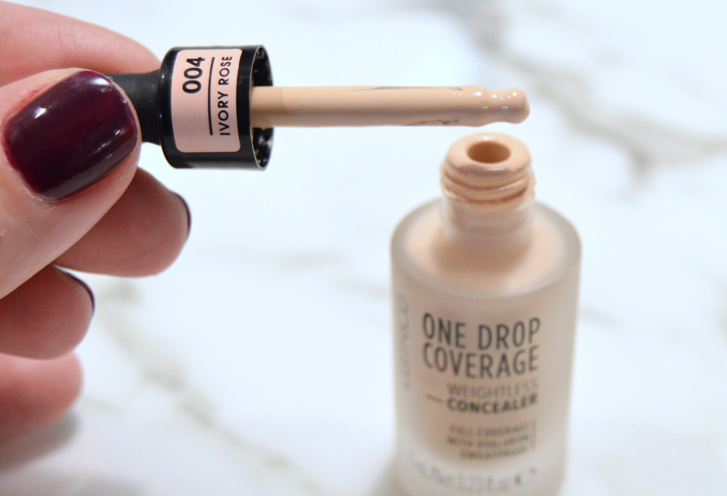 Finally, a concealer that makes you feel like you have ENORMOUS hands.
