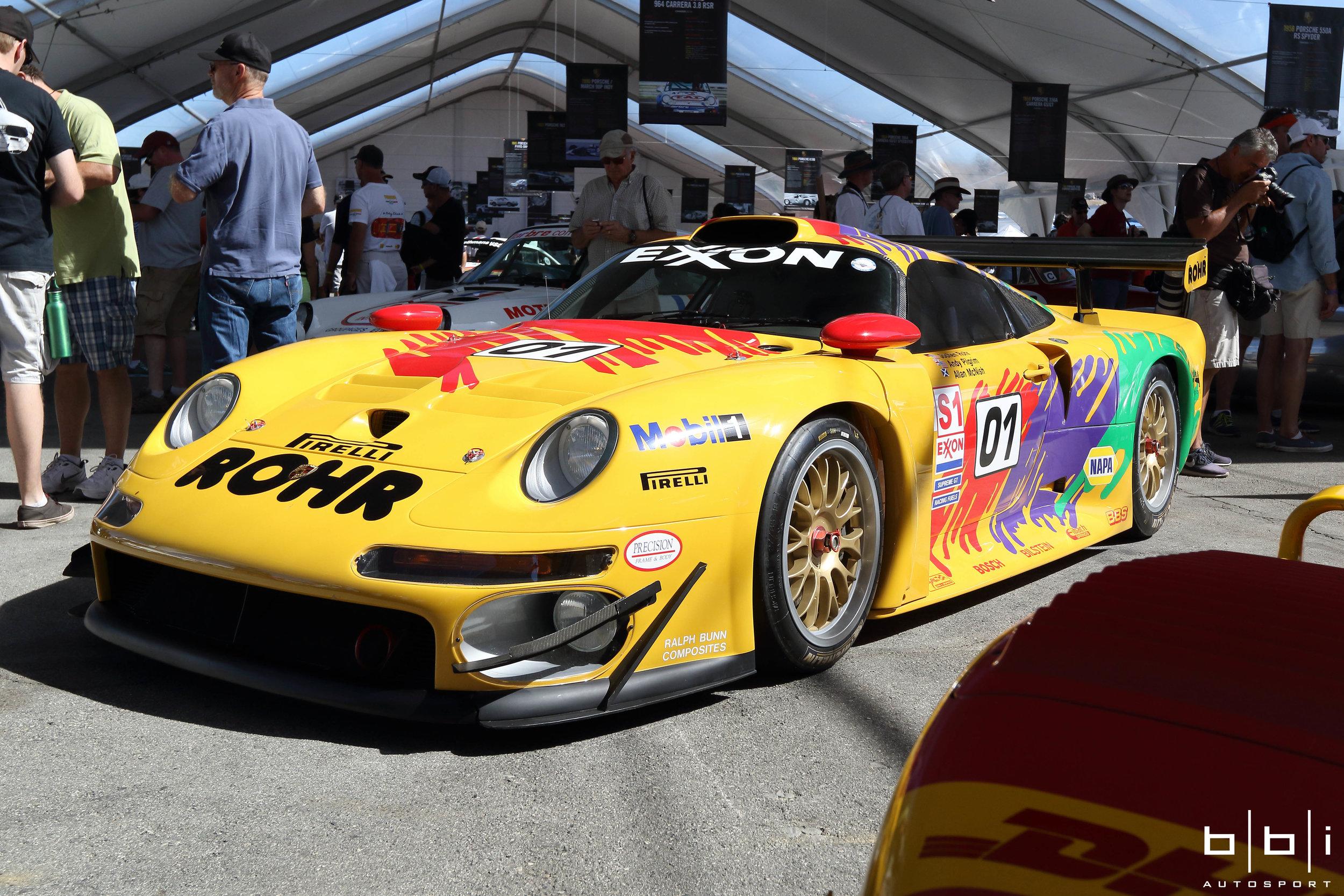 Rohr Porsche 911 GT1