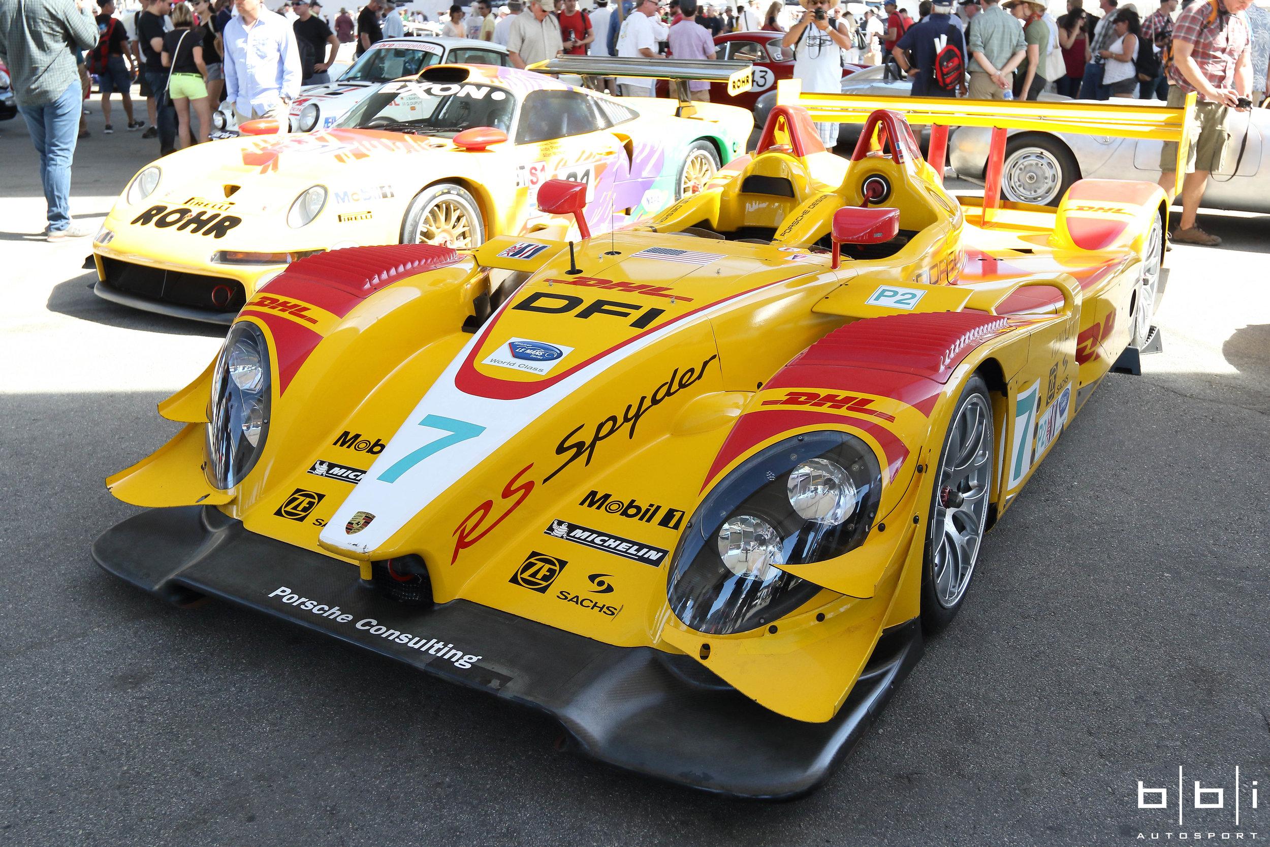 Porsche RS Spyder Evo #7 Penske Racing