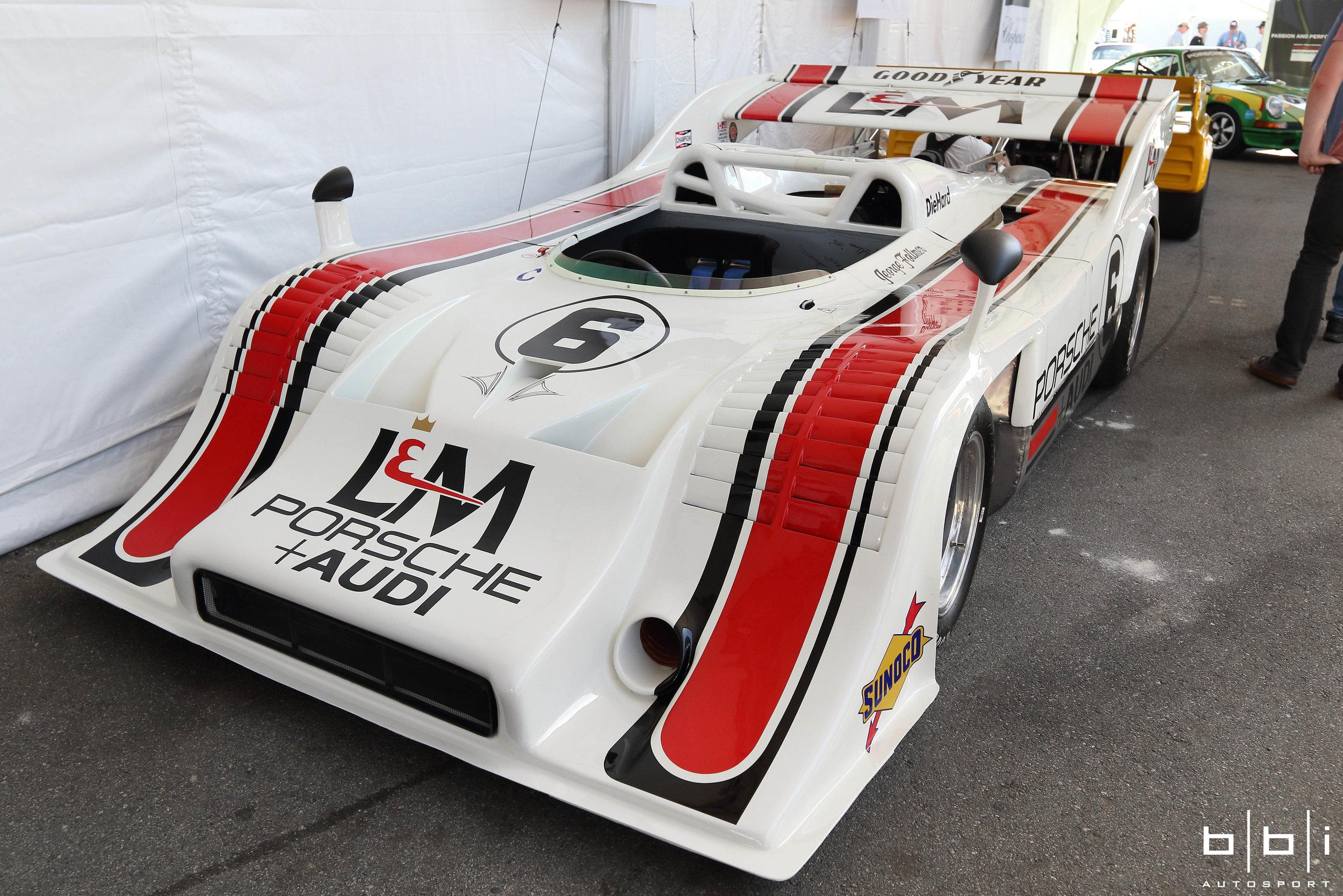 #6 1972 LM Porsche 917/10 Can-Am Driven by George Follmer