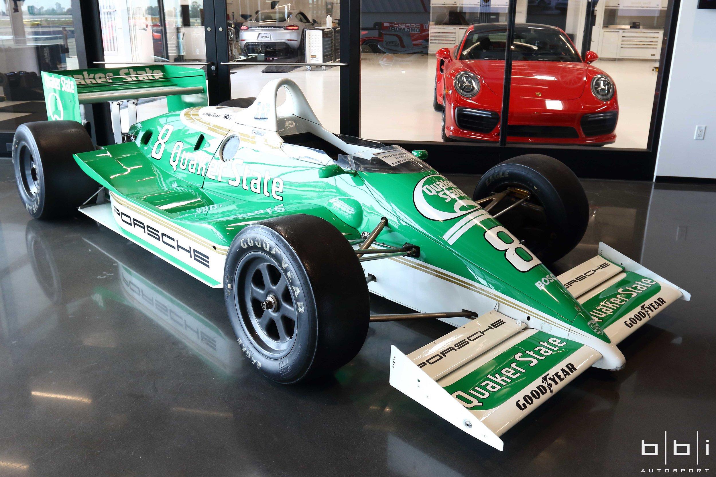 #8 Quaker State March 88P-Porsche Indy V8