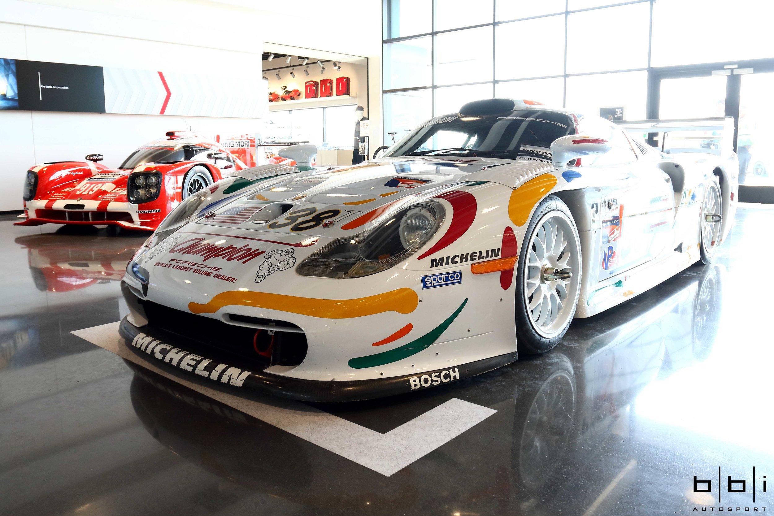 Champion Racing Porsche 911 GT1 EVO