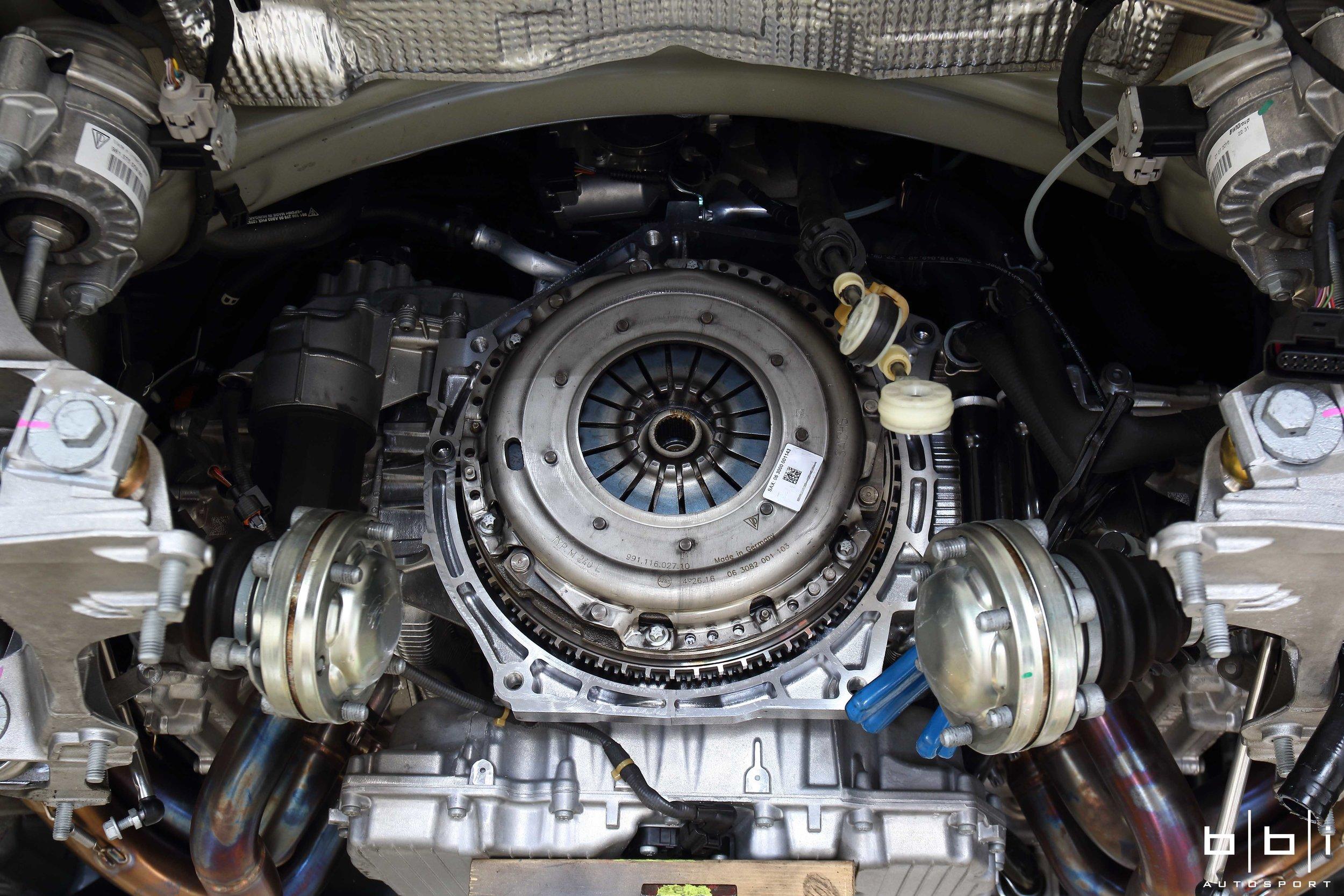 OEM Clutch & Flywheel