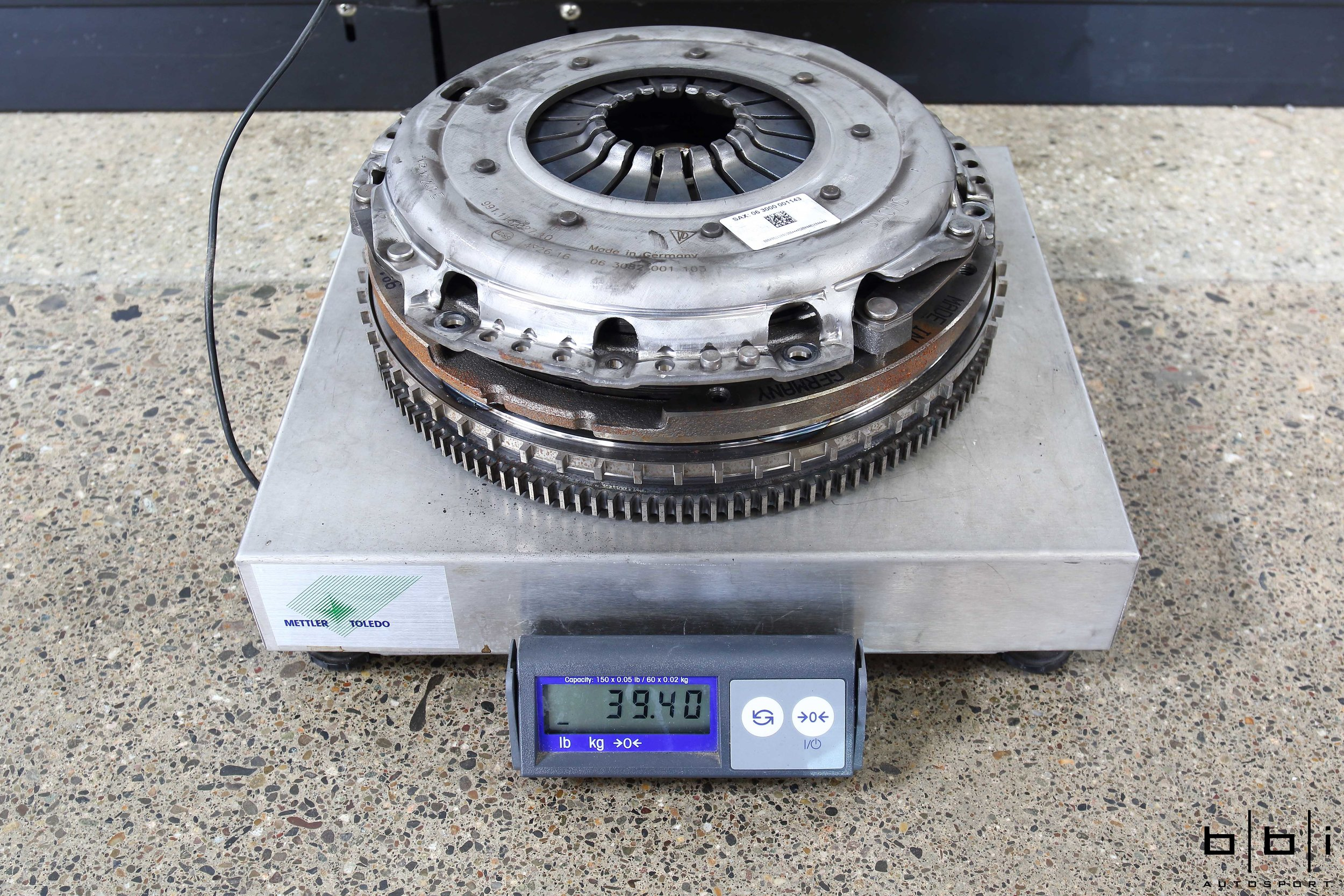OEM Clutch and Flywheel Assembly
