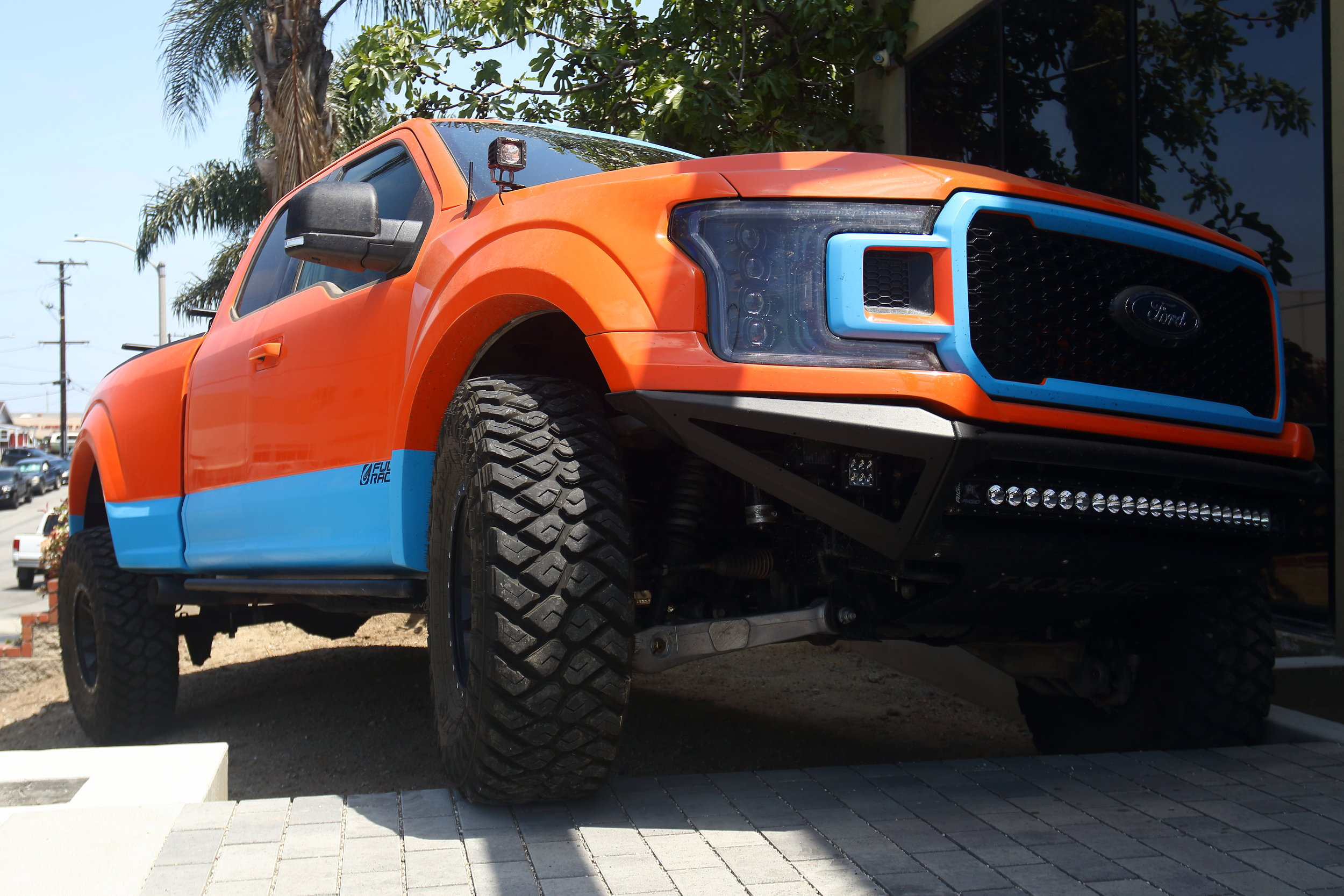 Full-Race FReak-O-Boost Ford F-150 3.5L EcoBoost to FReak-O-Boost Conversion SEMA Build